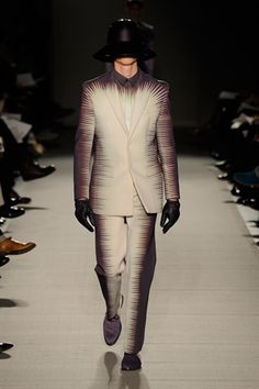 Kay Kwok - presented by GQ China Autumn / Winter 2013