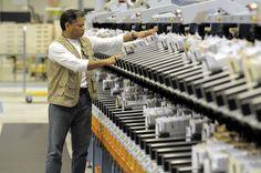 Les Plates-formes Industrielles Courrier : clés de la compétitivité des offres de demain. Une actualité à lire sur le site Carrières du Groupe La Poste... en cliquant sur la photo !