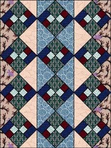 Making a Bow Tie Quilt Block Is Easy With This Free Pattern | Tie ... : easy bow tie quilt block pattern - Adamdwight.com