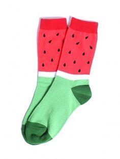Watermelon Sock by Foot Traffic - ShopKitson.com