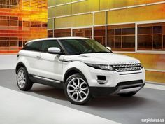 Land Rover Range Rover Evoque stylish, affordable, and luxurious.