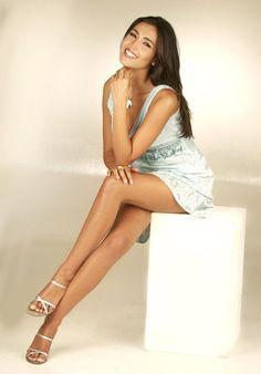 Caterina Balivo's Feet << wikiFeet