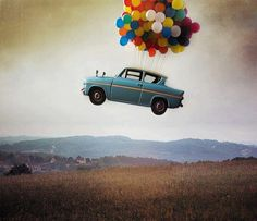 Buona serata amici! *_* #balloons #dreams