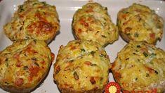 Úplne fantastické Bavorské zemiaky: Stačí rozkrojiť, natrieť smotanovú zmes a máte najlepšie jedlo tohoto dňa!