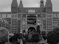 Rijksmuseum Opening - Evil Hand