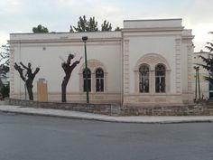 Yunanistan, Yenice-i Vardar (Giannitsa)... Gazi Evrenosoğlu Türbesi. Malesef Gazi'nin naaşı bilinmeyen bir yere nakledilmiş. (Temmuz, 2017) Greece, Greece Country