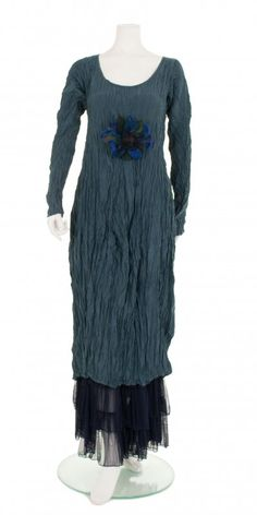 Privatsachen Ewig Crushed Silk Tulip Dress - Privatsachen from idaretobe.com UK