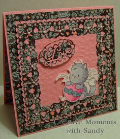 This week our challenge at Cheery Lynn Designs is to Frame It! #cheeryld #shulsart Dies used: Scandinavian Hearts - DL155; Sentiment Frame #1 - B189; Square - Scalloped LG Stackers Nesting Dies - XL-2; Hearts and Rose Leaves - Embossing Plate - E134; Love (Set of 2) - B227; Celtic Heart - B144; Lace Edger - B153 http://www.cheerylynndesigns.com
