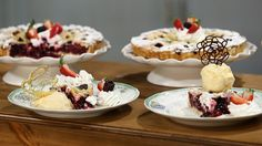 Chefs, Pudding, Desserts, Food, Gastronomia, Tasty Food Recipes, Sweets, Deserts, Tart