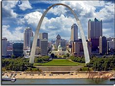 My hometown-St. Louis, Mo.