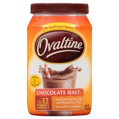 Ovaltine Chocolate Malt Mix 12 oz
