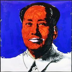 Mao FS II.98 by Andy Warhol