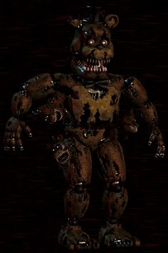Nightmare Freddy - Five Nights at Freddy's Wiki