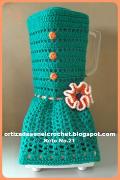 Crochet Blender And Toaster Covers Crochet For The Home