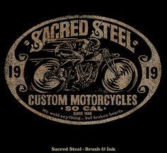 Sacred Steel http://www.lastmatchstudios.com