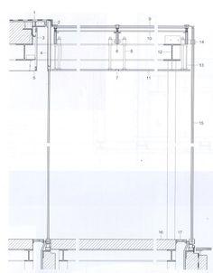 sanaa - museum kanazawa   // detail vitrine 1:10