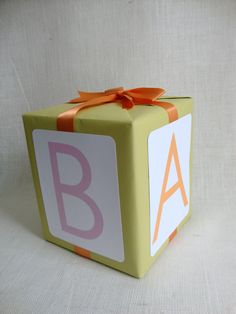 Baby Shower Gift Wrap - how to Baby Gift Wrapping, Baby Shower Wrapping, Gift Wraping, Baby Shower Gifts, Wrapping Ideas, Cute Baby Gifts, Gift Bows, Decoration, Diy And Crafts