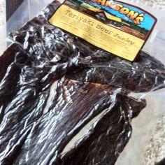 Tacoma boys beef jerky. Yes please!