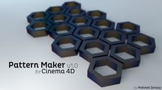 Cinema 4D - Pattern Maker Preset