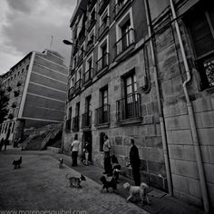 Bilbao La Vieja by morenoesquibel.com
