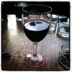 Point of Inspiration: Burgundy, Bordeaux, or Merlot  If you prefer to drink, instead of wearing this hue, Cheers!  La Dolce Vita