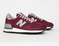 #NewBalance 990 BD #MadeinUSA #Sneakers