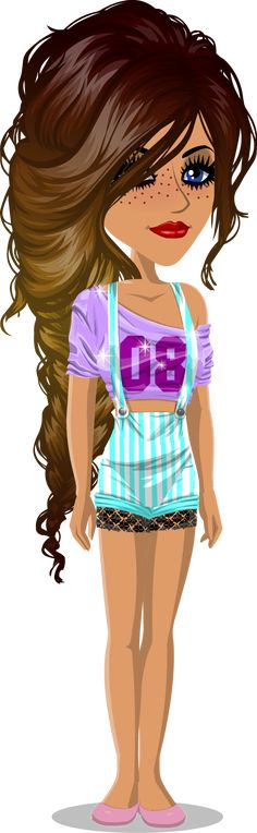 Me on moviestarplanet