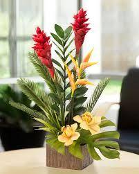 fake flower arrangement ideas for floor vases - Google Search