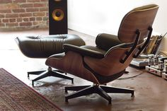 Wundervoll Eames Lounge Sessel   Einrichtungsidee