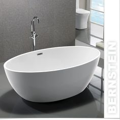 1000 images about badewanne freistehend on pinterest freestanding bathtub solid surface and oder. Black Bedroom Furniture Sets. Home Design Ideas