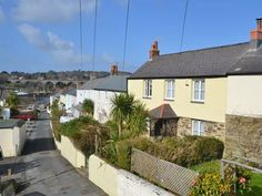 A charming, double fronted character cottage in the centre of Truro with Cathedral views