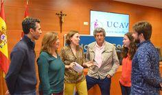 La UCAV presenta #UcavilaSocial Proyecto Aspace para favorecer la integración sensorial http://revcyl.com/www/index.php/sociedad/item/5936-la-ucav-presenta-#ucavilasocial-proyecto-aspace-para-favorecer-la-integración-sensorial