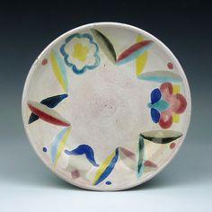 Wiener Werkstatte, a pottery bowl