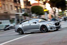 2014 Jaguar XJR Review