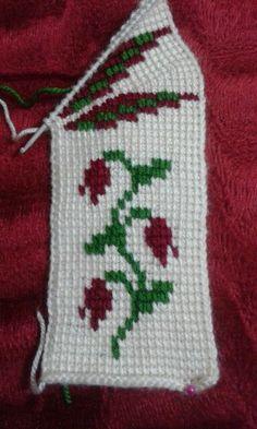 DIY & crafts projects, contents and more - Diy Crafts Tunus Ii Patikler Nevriye Hausschuhe 532550724688930393 P Manta Crochet, Tunisian Crochet, Crochet Stitches, Knit Crochet, Crochet Hats, Crochet Shoes Pattern, Crochet Patterns, Knitting Patterns Free, Baby Knitting