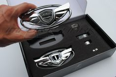 Genesis Coupe Emblem.