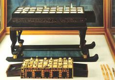 Senet - juego de mesa