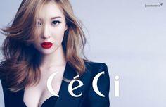 Wonder Girls' Sunmi for 'CeCi'!