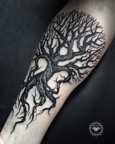My interpretation of Yggdrasil for Pavel. Thank you!