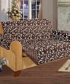 Look at this Southwest Love Seat Cover on zulily today