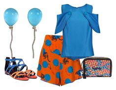 """""""Balloons"""" by engleann ❤ liked on Polyvore featuring Vhernier, Osman and Pierre Hardy"""