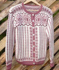 Ravelry: Mildrid kofte pattern by Trine Lise Høyseth Ravelry, My Design, Pattern, Sweaters, Tops, Fashion, Moda, Fashion Styles, Sweater