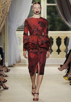 Giamtattista Valli. Haute Couture Automne-Hiver 2012-2013|4