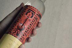 Delincuente Mezcal branding and packaging