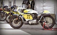 Yamaha SR 400 Cafe Racer Yamaha SR 400 Cafe Racer #motorcycles #caferacer #motos | caferacerpasion.com