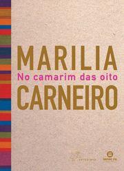 Marilia Carneiro no camarim das oito