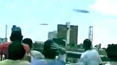 UFO Amazing Sighting caught on Tape