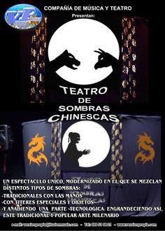 Teatro Familiar de SOMBRAS CHINESCAS