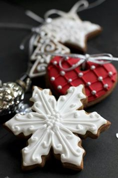Biscuits de Noël / Christmas Cookies