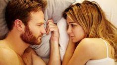 Josh Lawson and Bojana Novakovic look for inspiration.  #TheLittleDeath #Sex #Love IndependentFilm #JoshLawson #BojanaNovakovic